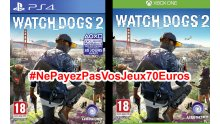 Ne Payez pas vos jeux 70 euros watch_dogs 2