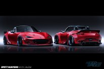 Need for Speed 26 07 2015 DESIGN WORK KHYZYL SHOT
