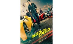 Need for Speed affiche film