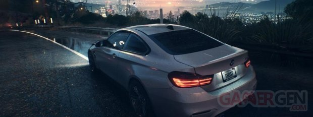 Need for Speed BMW M2 Coupé head