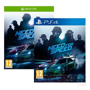 Need for Speed jaquettes