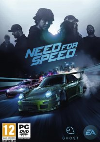Need for speed pc jaquette