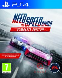 Need for Speed Rivals   Complète Edition jaquette PEGI PS