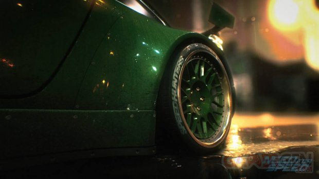 Need for Speed Teasing