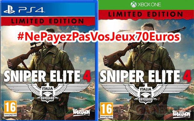 nepayezpasvosjeux70euros Sniper elite 4