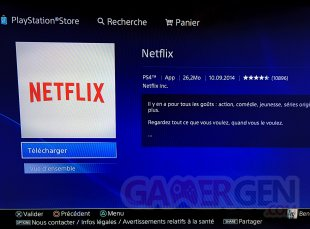 Netflix Xbox