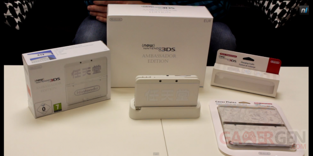 New 3DS Ambassador Edition