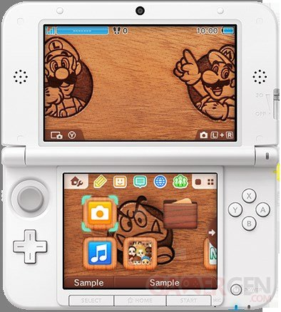 New 3DS XL 2DS themes fond ecran 28.09.2014  (11)