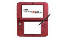 New 3DS XL metalic red (3)