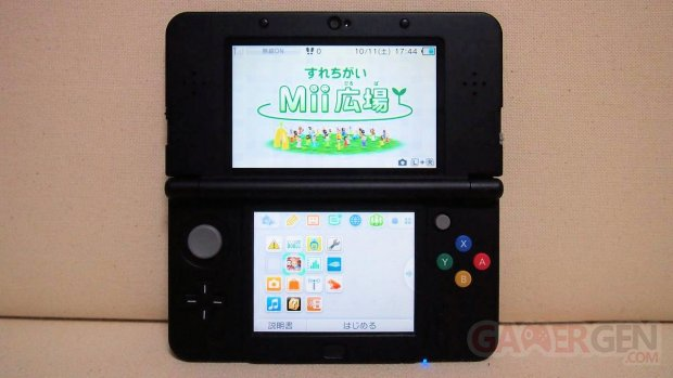 New Nintendo 3DS deballage photos 11.10.2014  (44)
