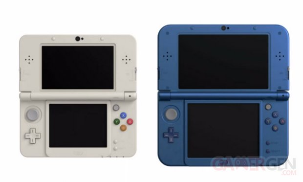 New Nintendo 3DS XL 0