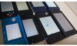 New Nintendo 3DS XL, 3DS, 3DS XL, NEW 3DS comparaison photo 11.10.2014  (19)