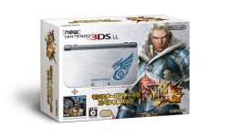 New Nintendo 3DS XL Monster Hunter 4 Ultimate 05.09.2014  (3)