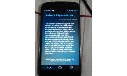 nexus 4 ota update kitkat android 4 4
