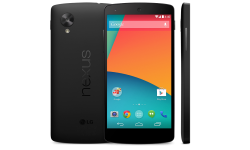 nexus 5 rendu officiel