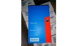 nexus 5 rouge package boite  (3)