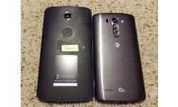 Nexus 6 : une première photo présumée le compare au LG G3