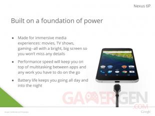 Nexus 6P Batterie Fuite