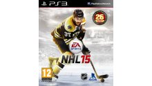NHL 15 PEGI jaquette PS3