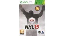 NHL 15 PEGI jaquette xbox 360