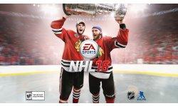 NHL 16 ancienne jaquette