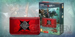 Nintendo 3DS XL Monster Hunter Generations 12 05 2016 pic 1