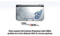 Nintendo 3DS XL Monsther Hunter 4 Ultimate