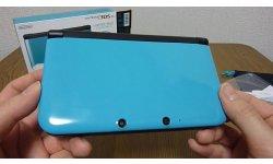 Nintendo 3DS XL Turquoise black 02.12.2013.