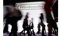 Nintendo booth 2011