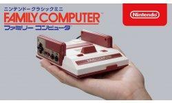 Nintendo Classic Mini Famicom NES Japon image