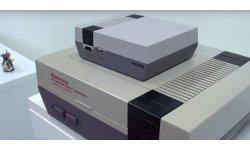 Nintendo Classic Mini NES image comparaison