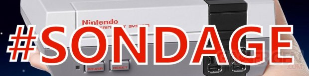 Nintendo Classic Mini NES sondage de la semaine commu image (2)