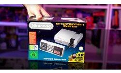 Nintendo Classic Mini NES unboxing images