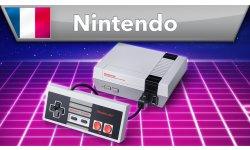 Nintendo Classic Mini Nintendo Entertainment System   Le passé revient en force