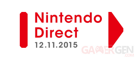 nintendo direct jeudi 12 novembre 2015
