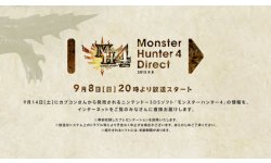 Nintendo Direct Monster Hunter 4