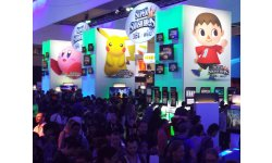 Nintendo event