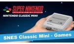 Nintendo : une marque Super Nintendo enregistrée, une SNES Classic Mini en approche ?