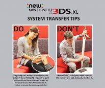 nintendo new 3ds xl faire ne pas faire do dont epee master sword