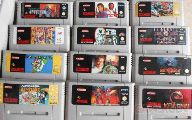 Nintendo NX cartouches rumeur