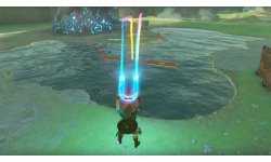 Nintendo NX manette U Zelda Breath of the Wild