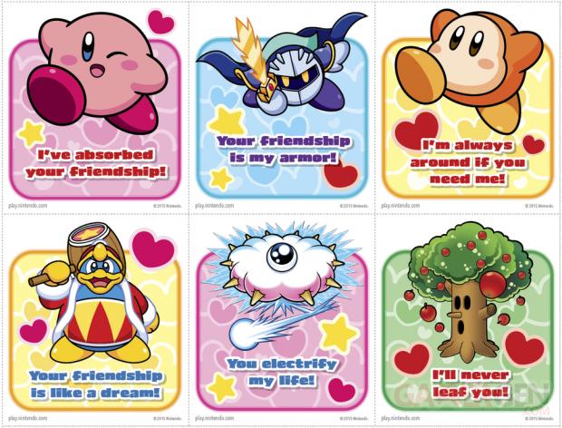 Nintendo Saint Valentin 1