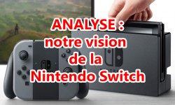 Nintendo Switch analyse