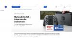 Nintendo Switch : la console sous la barre des 295 € chez Carrefour