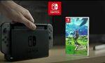 Nintendo Switch : le premier spot de pub vante les mérites de la console et Zelda