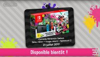 NIntendo Switch Splatoon 2 accessoire Pro Controler Console images (3)
