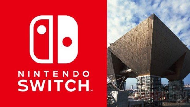 Nintendo Switch Tokyo Big Sight image