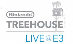 Nintendo Treehouse Live head logo