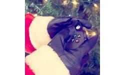 Noel Carte voeux Xbox