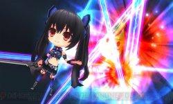 Noire Gekishin Black Heart 27 11 2013 screenshot 2